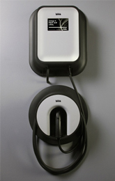 Photo of electric vehicle charger